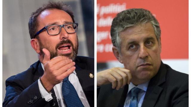 Travaglio: il direttore difende l'operato del Ministro Bonafede sul caso Di Matteo
