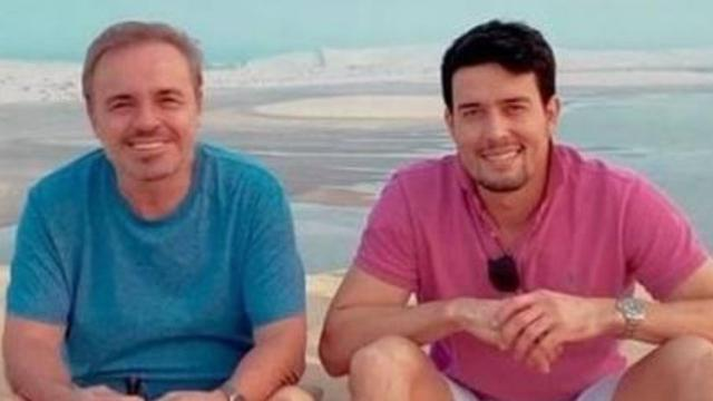 Thiago, namorado de Gugu, revela problemas de saúde do apresentador