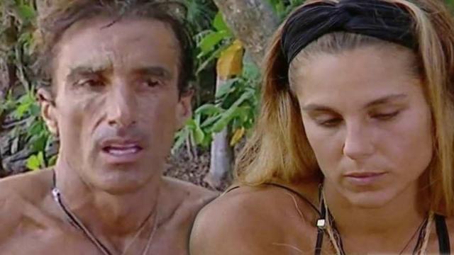 Ivana Icardi rompe a llorar al oír de Hugo Sierra que no quiere volver con ella
