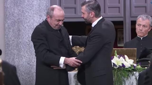 Una Vita, spoiler spagnoli: Felipe e Ramon si riconciliano, la ...