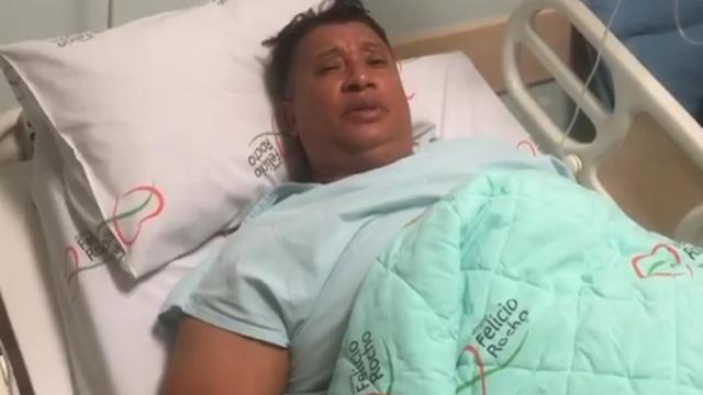 Pedro Manso será submetido à cirurgia para retirada do rim