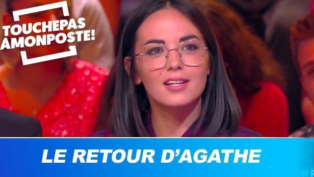 TPMP : Agathe Auproux se fait détruire sur Twitter après sa 'théorie du like'