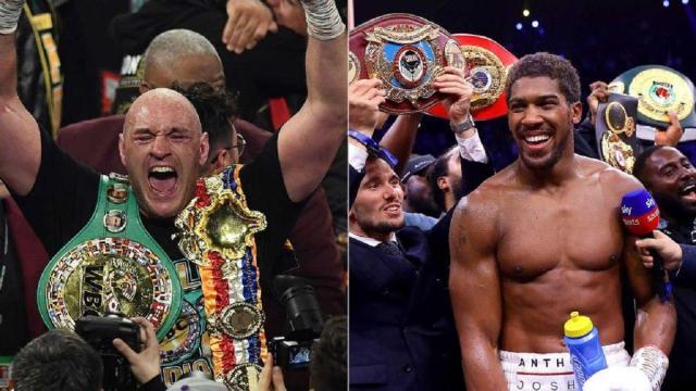Foreman: 'Sarò onesto, non riesco a vedere Joshua che batte Tyson Fury'
