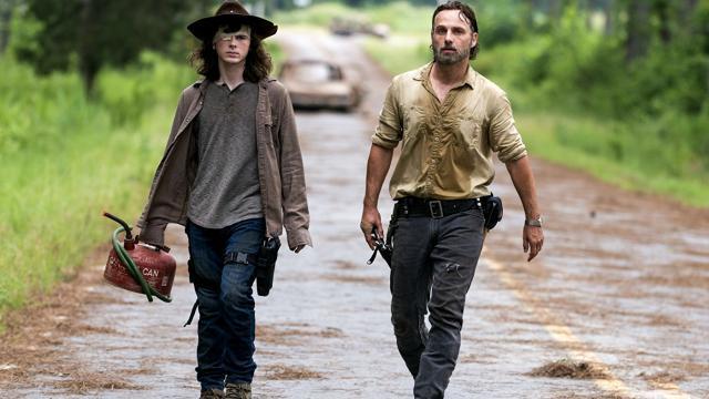 5 famosos de 'The Walking Dead' e seus signos