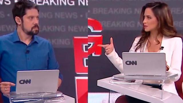 Áudio de Phelipe Siani, âncora da CNN, sobre lockdown em SP vaza: 'eles se f*****'