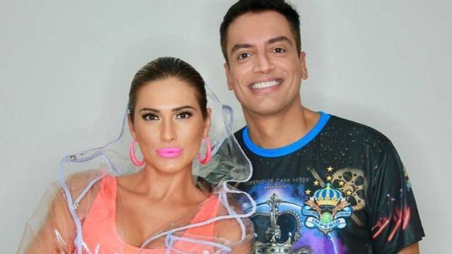 Léo Dias e Lívia Andrade irão lançar novo programa