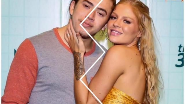 Após Dilsinho lançar clipe romântico ao lado da ex, Whindersson Nunes deixa de segui-lo
