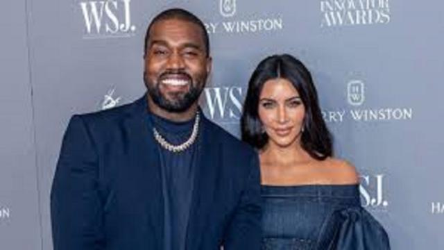 Kim Kardashian et Kanye West confinés mais séparés dans leur villa