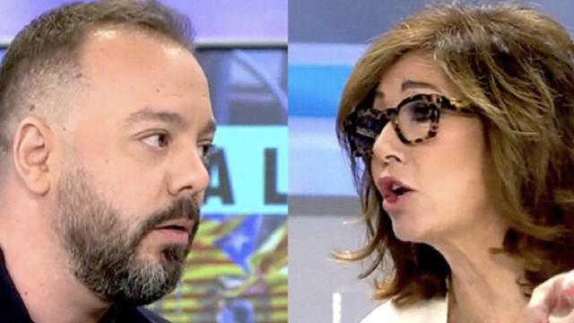 """El periodista Antonio Maestre, despedido de """"El programa de Ana Rosa"""""""