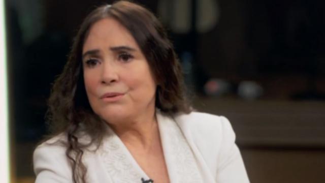 Morrone critica ex-colega Alexandre: 'gagá, tipo a Regina Duarte'