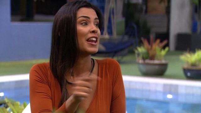 Ex-BBB Ivy Moraes desmente polêmica sobre romance com Eduardo Costa