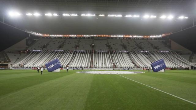 Corinthians envia pedido para não jogar mais aos domingos e de noite