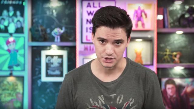 O YouTuber Felipe Neto pede posicionamento de influenciadores