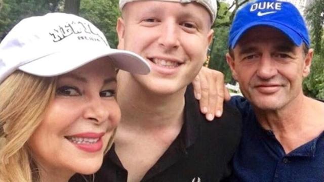 Víctima del cáncer fallece Álex Lequio, hijo de Ana Obregón y de Alessandro Lequio