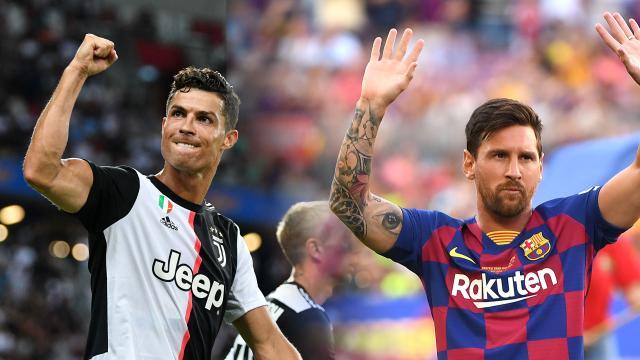 Football : 5 entraîneurs qui préfèrent Cristiano Ronaldo à Messi