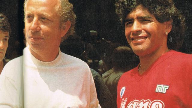 Bianchi ricorda il suo Napoli: 'Non è vero che Maradona si allenava la sera da solo'