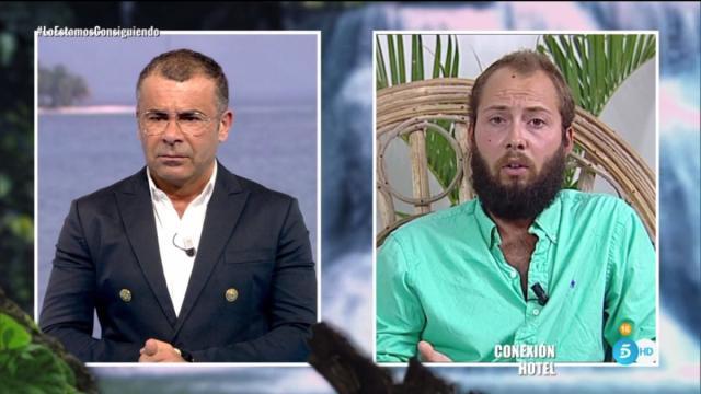 Avilés, presionado por Jorge Javier confesó lo que se sabía: 'no soy periodista'