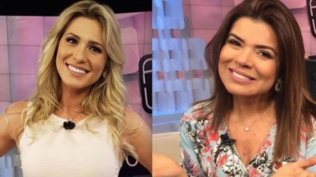 Mara e Lívia Andrade são substituídas por Flor e Ana Paula Renault no 'Triturando'