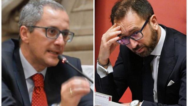 Il capo di gabinetto di Bonafede si dimette: parlava di raccomandazioni con Palamara