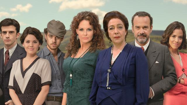 Antena 3 emitirá el próximo 20 de mayo el final de 'El secreto de Puente Viejo':