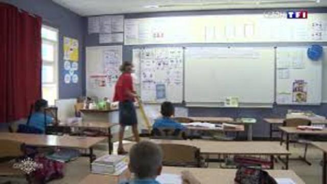Déconfinement : des photos qui font mal au coeur dans une école à Tourcoing