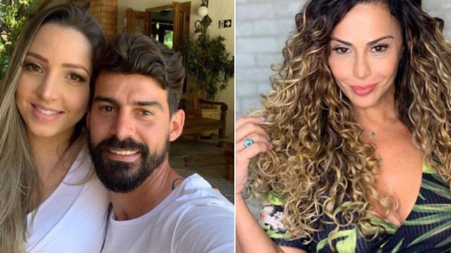Mulher de Radamés critica Viviane Araújo após acordo com o jogador