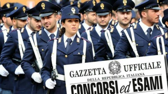 Concorsi: assunzioni Polizia di Stato per 1.350 allievi agenti, scade il 14 giugno