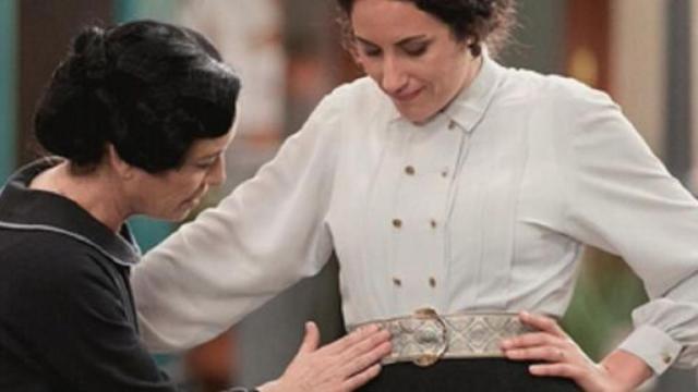 Una vita, anticipazioni spagnole: Lolita racconta a Fabiana di essere incinta