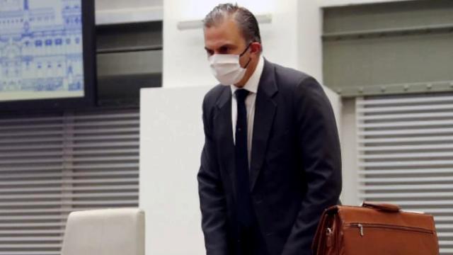 Denuncian irregularidades en la declaración de bienes de Ortega Smith