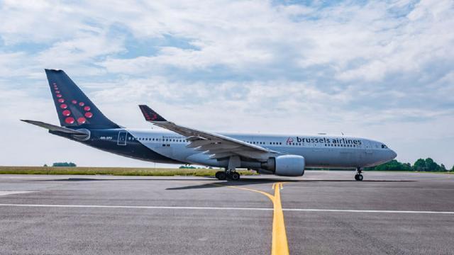 Brussels Airlines in crisi, 1.000 dipendenti del vettore belga rischiano il posto