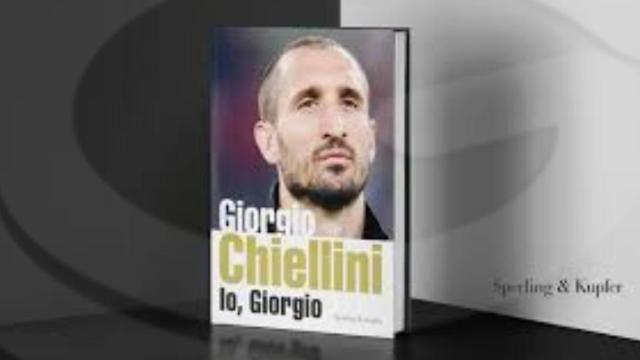 5 episodi citati nel libro di Chiellini, 'Io, Giorgio': parole di elogio per Pirlo