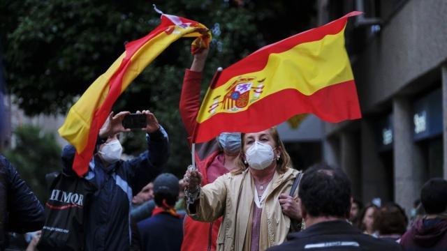 Coronavirus / La revuelta contra Pedro Sánchez desde de Salamanca se amplía por Madrid