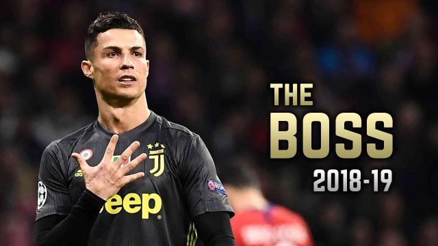Le président du PSG complimente Ronaldo et le décrit comme 'un exemple'