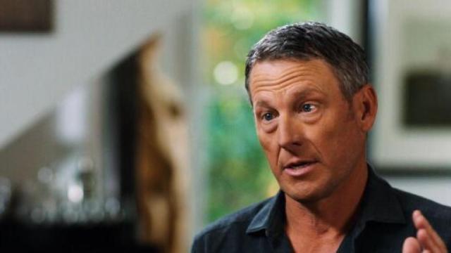 Lance Armstrong: 'Dopato a 21 anni, legame con il cancro? Non posso escluderlo'