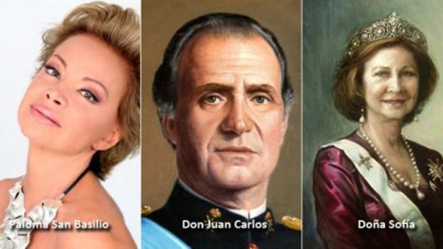 Paloma San Basilio, presunta amante del rey emérito, según la prensa europea