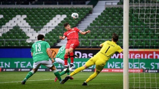 Bundesliga: En el cierre de la jornada 26 el Bayer Leverkusen triunfa
