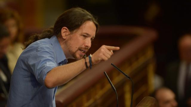 """Pablo Iglesias complicado en el """"caso Villarejo"""" por una memoria SD"""
