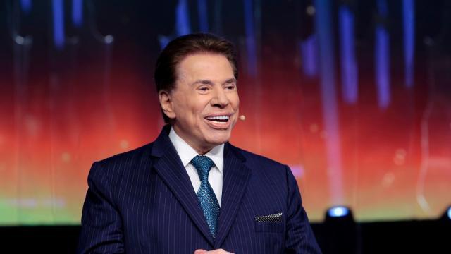 Silvio Santos promove Dudu Camargo para tentar elevar audiência