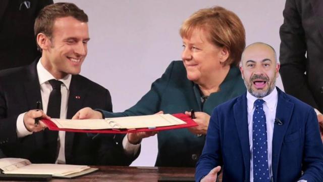 Recovery Fund, intesa Macron-Merkel bocciata da Paragone: 'Ci fanno pagare tasse europee'
