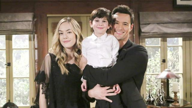 Beautiful, anticipazioni: Hope lascia Liam per fare da madre a Douglas