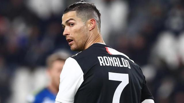 Ronaldo recupera su actividad deportiva en la Juventus