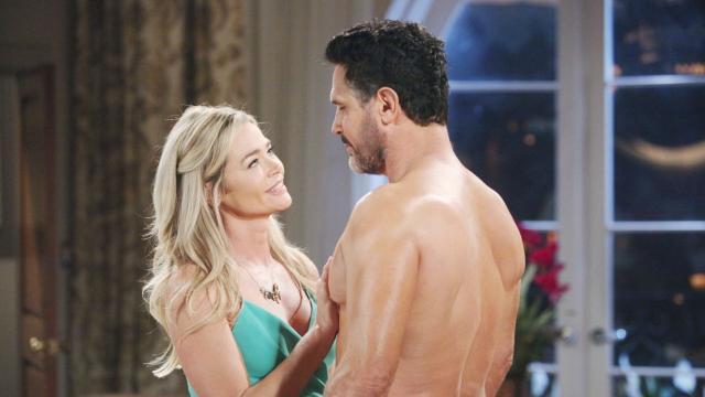 Beautiful, trame dal 25 al 30 maggio: Shauna seduce Bill per rassicurare Katie