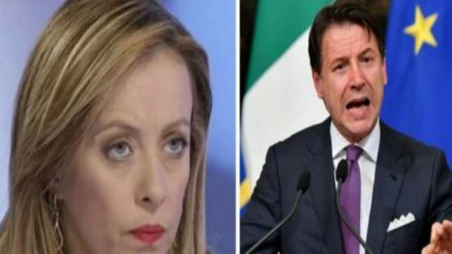 Giorgia Meloni attacca il Premier alla Camera: 'Governo pensa a sanatorie immigrati'