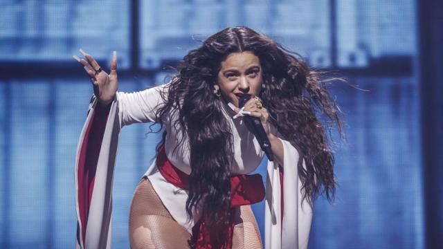 Rosalía estrena un nuevo tema con el sugerente título de 'KLK'