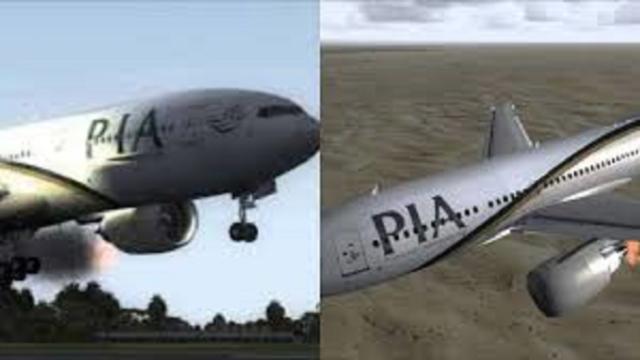 Un avion de Pakistan Airlines s'écrase à Karachi