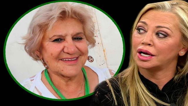 'Sálvame' revela el audio de Carmen Bazán criticando a Belén Esteban