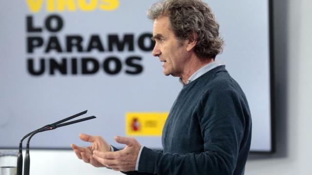 Fernando Simón acusado penalmente por la Guardia Civil por el 8M