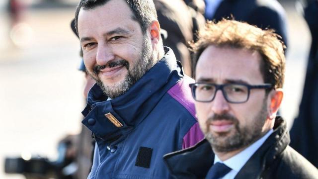 Dap, Salvini su dimissioni del direttore dei detenuti: 'la giustizia cade a pezzi'