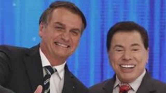 Silvio Santos ordena, e telejornal