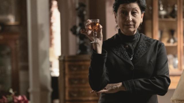 Una Vita, anticipazioni spagnole: Ursula uccide Eduardo e confessa il fatto a Telmo